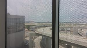 View from Club at ATL