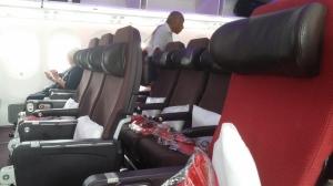 VS 787-9 economy seats