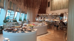 Westin Bangkok breakfast buffet