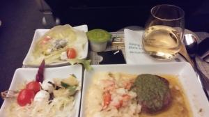 Diner MIA-BOG 757