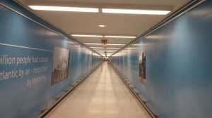 Tunnel from T5 to T4