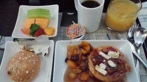 Breakfast US A 321