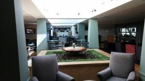 BA J lounge Jfk