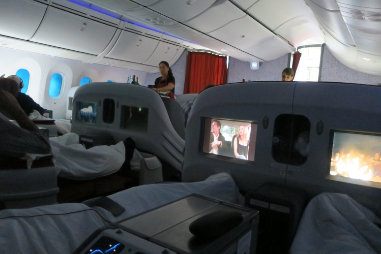 Latam Airlines 787 8 Business Class Lima Peru Lim To