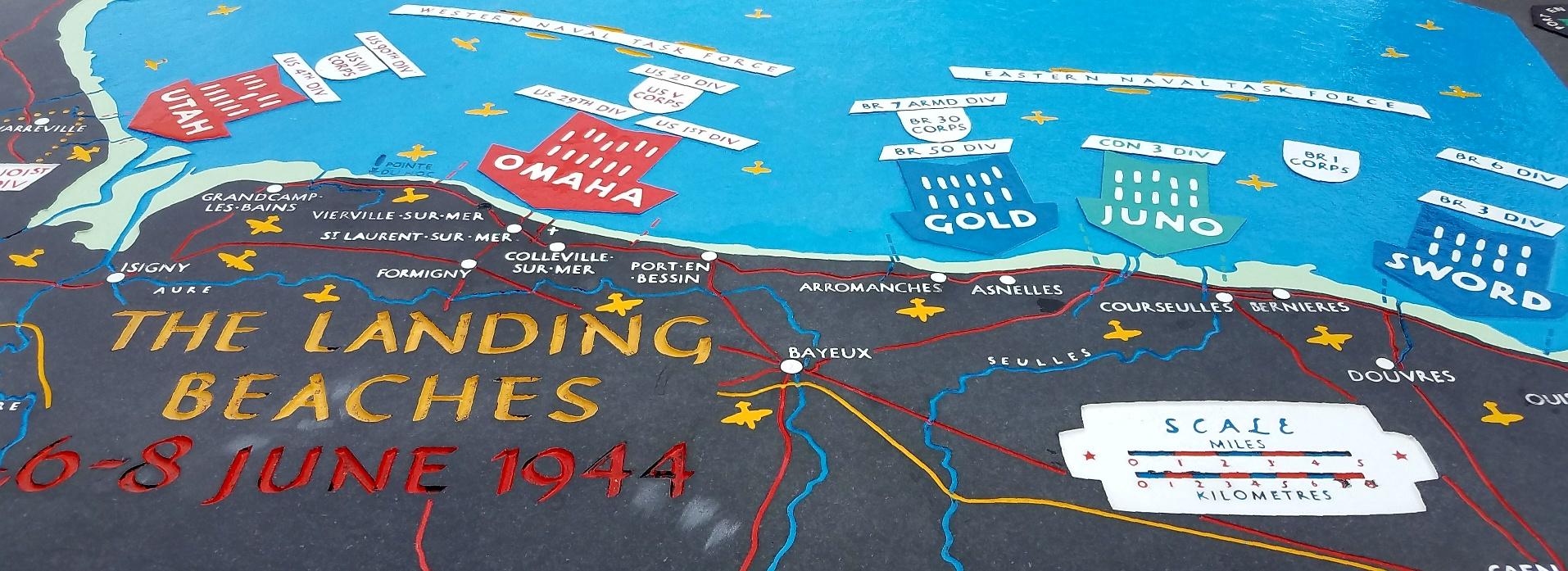 WWII Normandy Invasion Tour Part 1 – Pointe du Hoc, Normandy