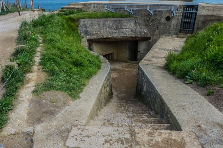 Normandy_'12_-_Day_5-_Pointe_du_Hoc_(7466369482)