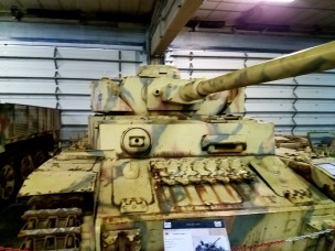 German Panther tank.