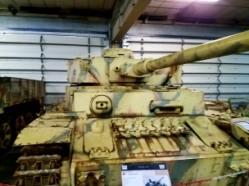 German Panther tank.