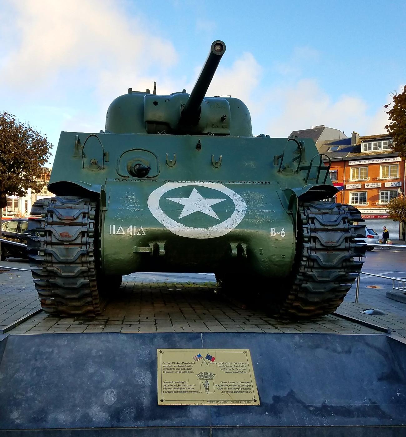 US M4 medium tank
