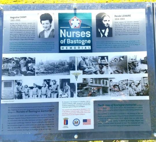 The Nurses of the Bastogne