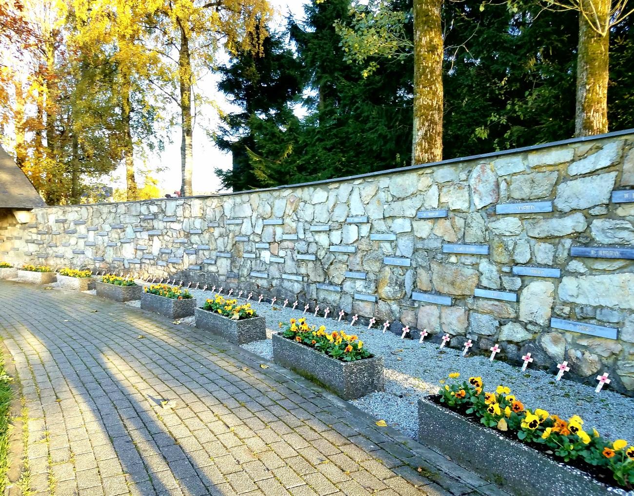 Baugnez memorial, Belgium