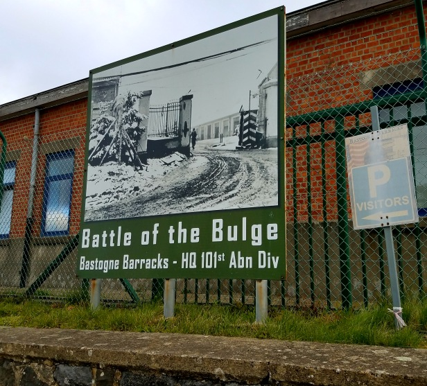 Battle of the Bulge Bastogne Barracks