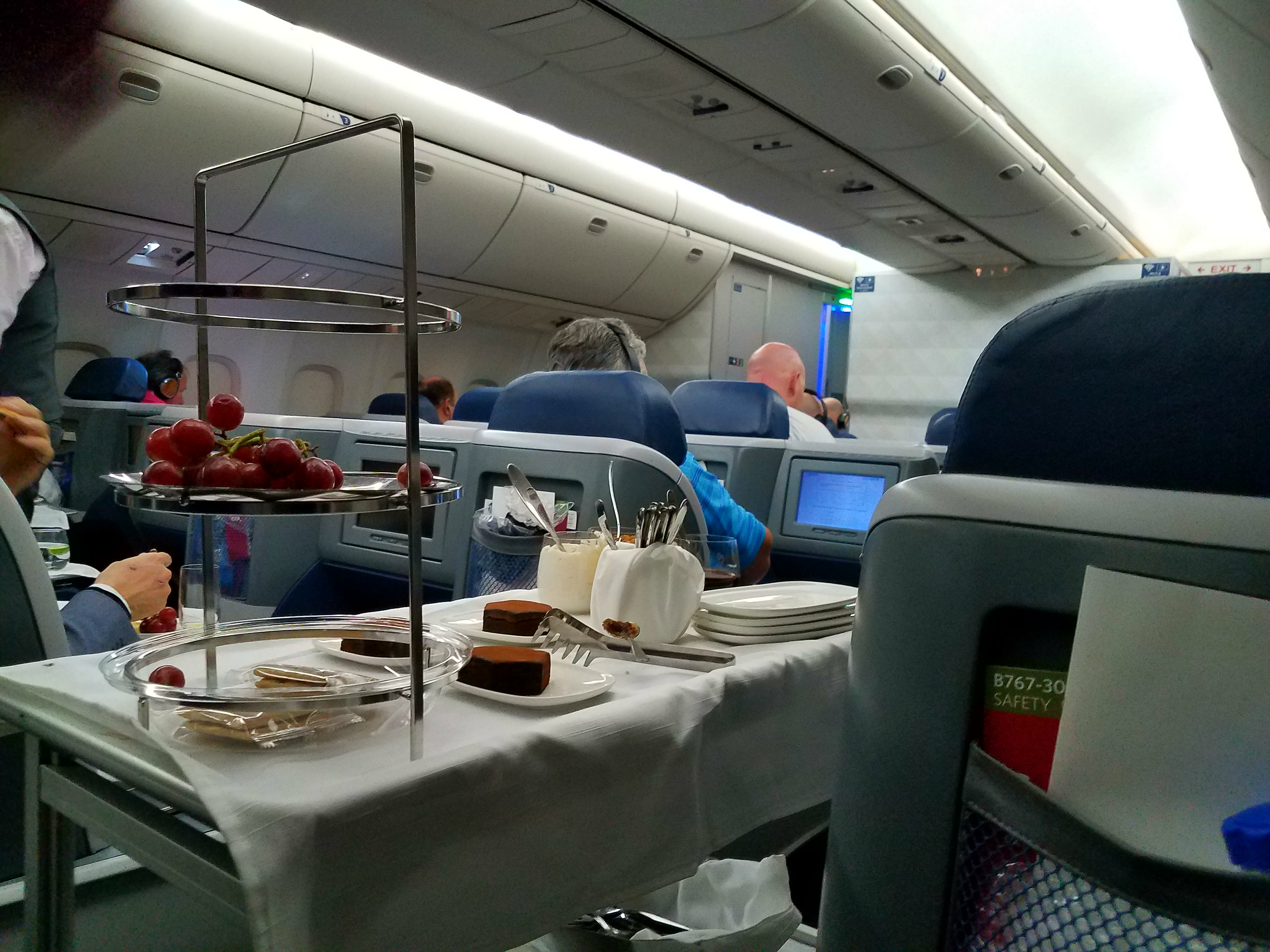 Delta's Worst Business Class Seat – Trip Report And Future Plans