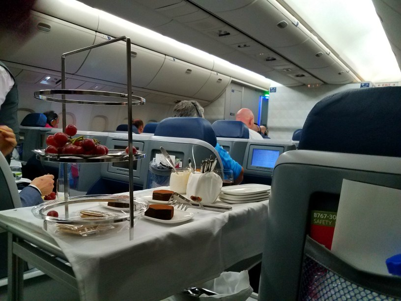 Delta S Worst Business Class Seat Trip Report And Future