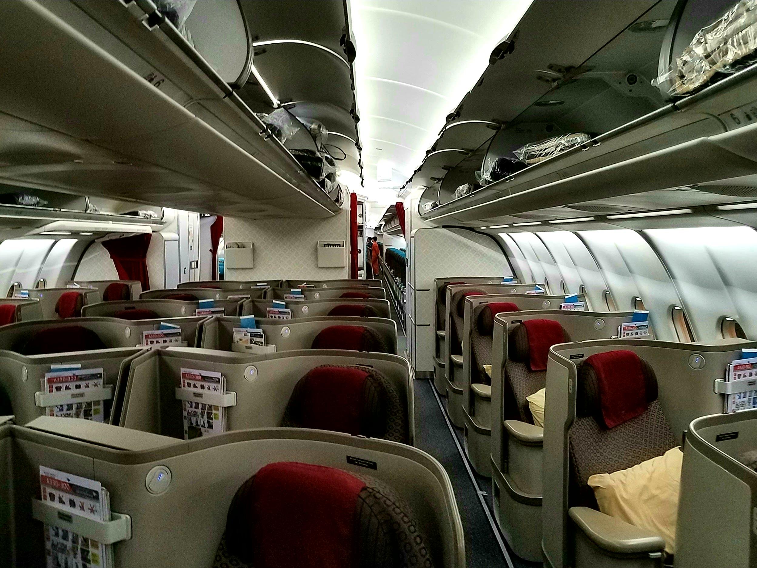 Five Star Garuda Indonesia A330 300 Business Class Flight Review Jakarta Indonesia To Tokyo Japan Salsaworldtraveler Sblog