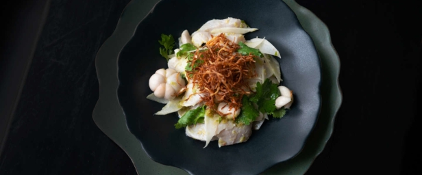 COMO-Metropolitan-Bangkok_nahm_CEVICHE-OF-WILD-AMBERJACK-AND-WHITE-TURMERIC_updated