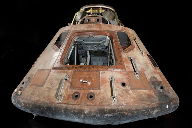 "Apollo 11 Command Module ""Columbia"" (A19700102000)"