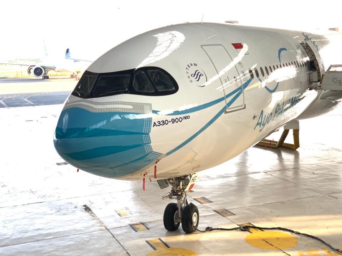 GarudaA330Mask