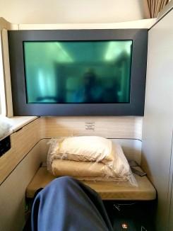 Asiana A380 first class
