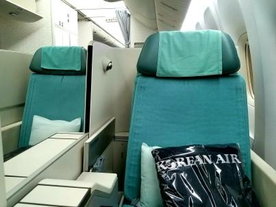 Korean Air 777-300 Prestige Suite