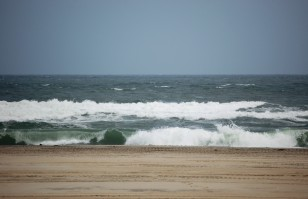 Storms off Cape Hatteras, the graveyard of the Atlantic, constantly alter Outer Banks shorelines.