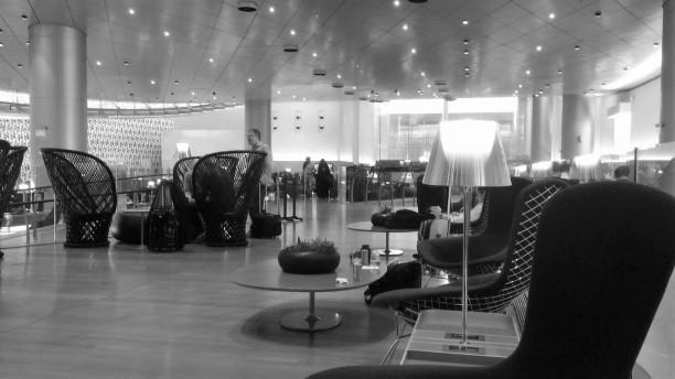 Al Mourjan Business Lounge Doha, Qatar