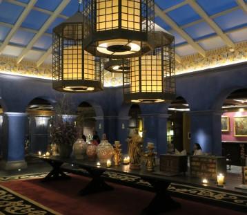 Palacio del Inka Hotel Cusco, Peru