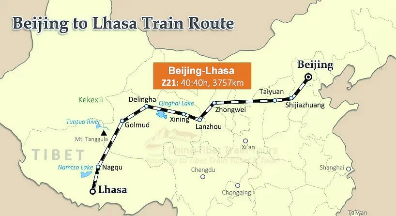 beijing-to-lhasa-train-route8150