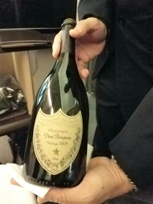 If you get tired of Krug, try the Dom Perignon