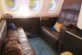 Etihad A380 First Class Apartment